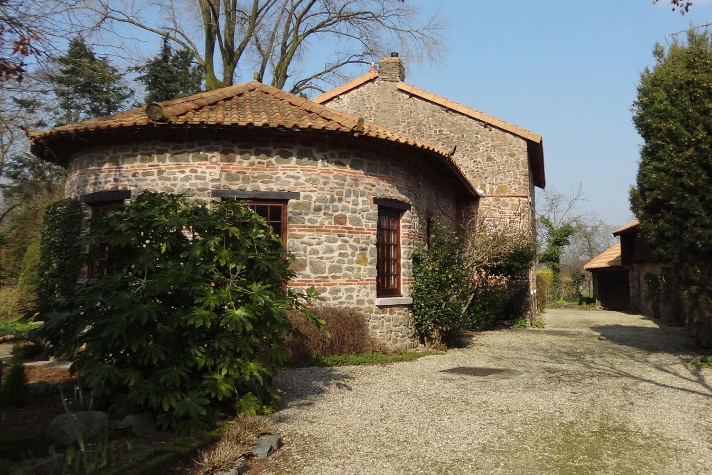 domus romana Léonce démarez Aubechies