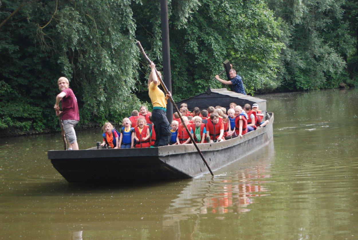 Stage enfant vacances bateau