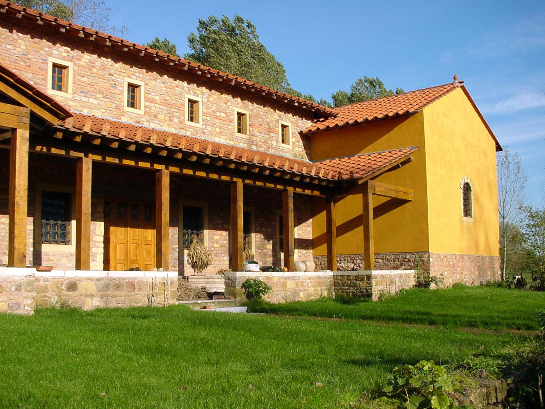 Extérieur Villa Gallo-Romaine
