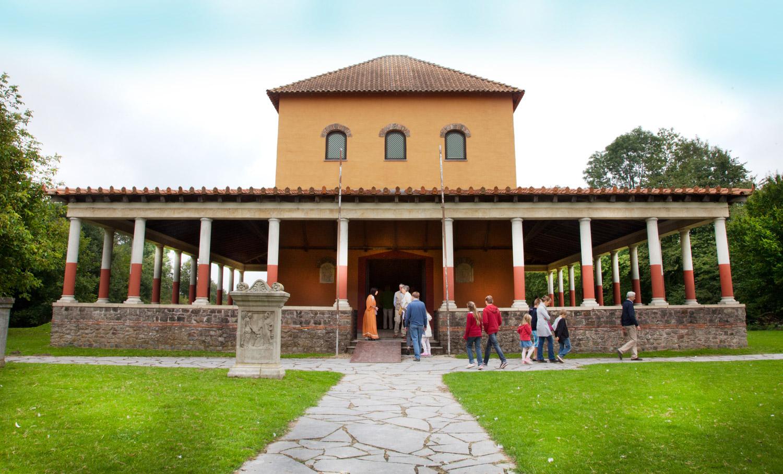 Visite Temple Gallo-Romain