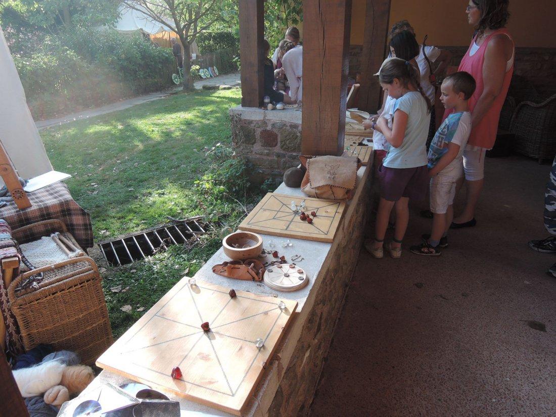 weekend expérimentale archéologie gallo-romain gaulois