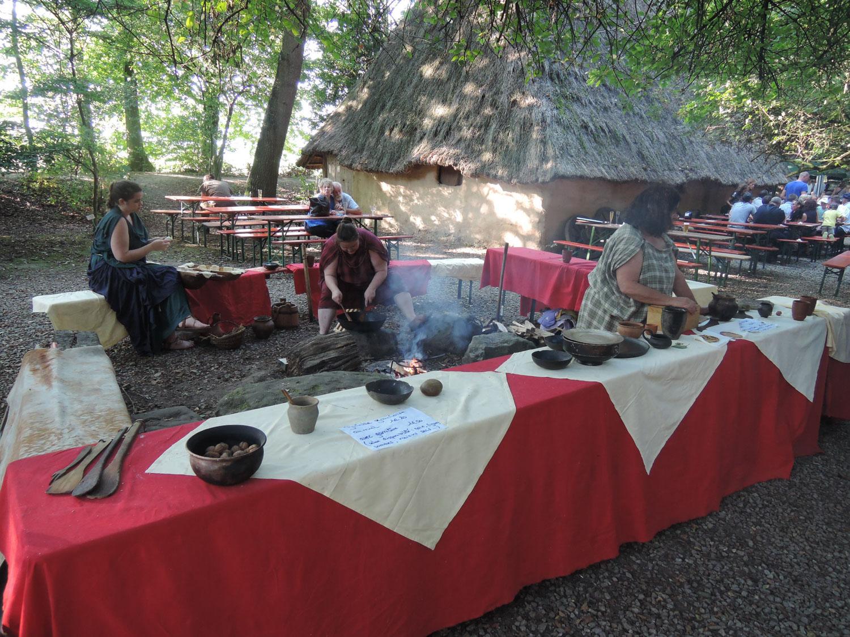 weekend expérimentale archéologie gallo-romain