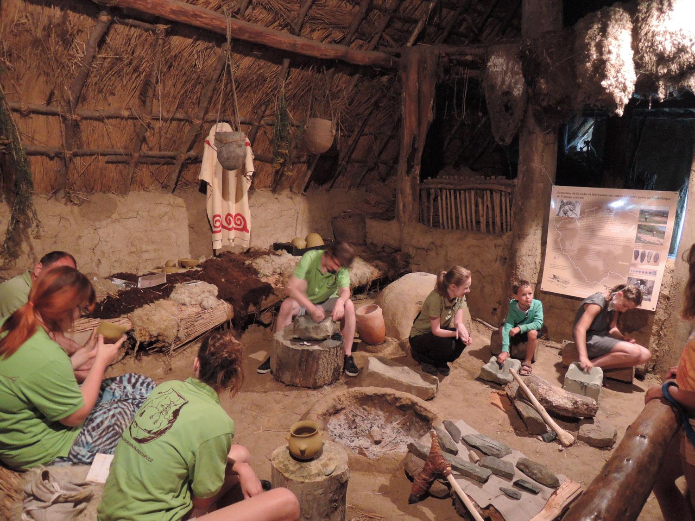 néolithique maison danubienne