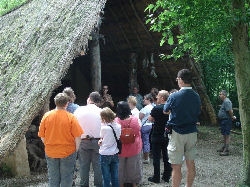 Visite archéologique adultes